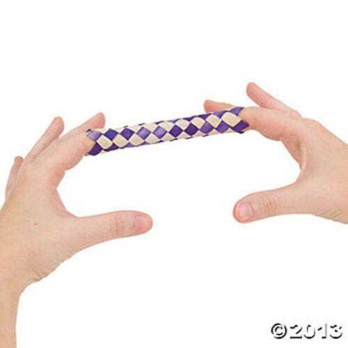 Ideal Party Tasche Toys 24 X Chinesisch Orientalisch Echt Bambus Finger Fallen