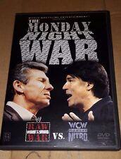 Wwe: The Monday Night War  DVD RAW Nitro WWF WCW ECW
