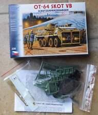 Schützenpanzerwagen OT-64 SKOT VB zur Aufstandsbekämpfung  1:87
