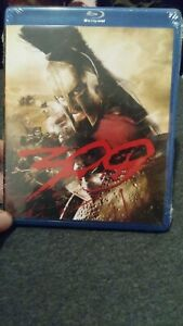 300-Blu-ray-Disc-2007-Brand-new-sealed-Ready-to-ship