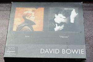 David-Bowie-Boxset-Ltd-Ed-Low-Heroes-Albums-24bit-Cds-MINT-Unplayed