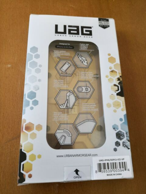 Urban Armor Gear Composite Case for iPhone 6 Plus, 6s Plus - Ice