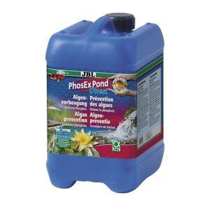 Le Meilleur Jbl Phosex Pond Direct 5l - Algues Croissance Des Filamenteuses Lutte Contre Texture Nette