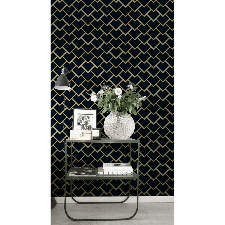 Geometric Scales Non-Woven wallpaper Simple wall mural Scandinavian Home decor