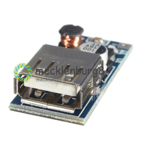 5Stks PFM Control DC-DC USB 0.9V-5V to 5V dc Boost Step-up Power Supply Module M