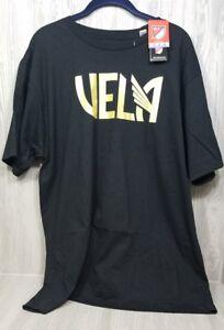 f5e6db54a Adidas Carlos Vela LAFC Soccer MLS Shirt Gold and Black NWT Mens Sz ...
