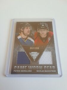2013-14-Titanium-Patrik-Berglund-amp-Nicklas-Backstrom-Jersey-300-Game-Worn-Gear