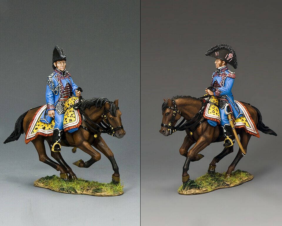 KING AND COUNTRY Napoleonic - General Gourgaud (1783-1852) NA444 NA444