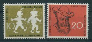Germany-BRD-Federal-1958-Mi-281-282-Mint-MNH-More-See-Shop