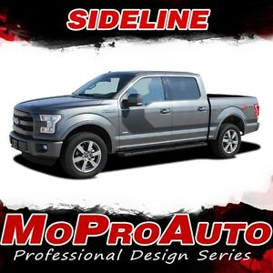 SIDELINE F Ford Truck Decals Vinyl Graphics M Kit - Truck decals and graphics