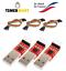 miniatura 1 - Convertisseur USB vers TTL CP2102 HW-598 pour 3,3 V et 5 V avec câble Arduino