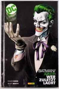 Batman-Joker-Wer-zuletzt-lacht-lim-HC-Panini-OVP
