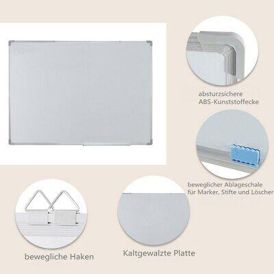 Magnettafel Business Whiteboard Wandtafel Memoboard Pinnwand Alumium Rahmen