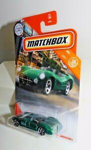 2020 Matchbox Power Grabs 1956 Aston Martin DBR1  Case S