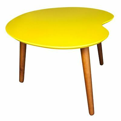 NEW 6ixty Palette Yellow Coffee Table