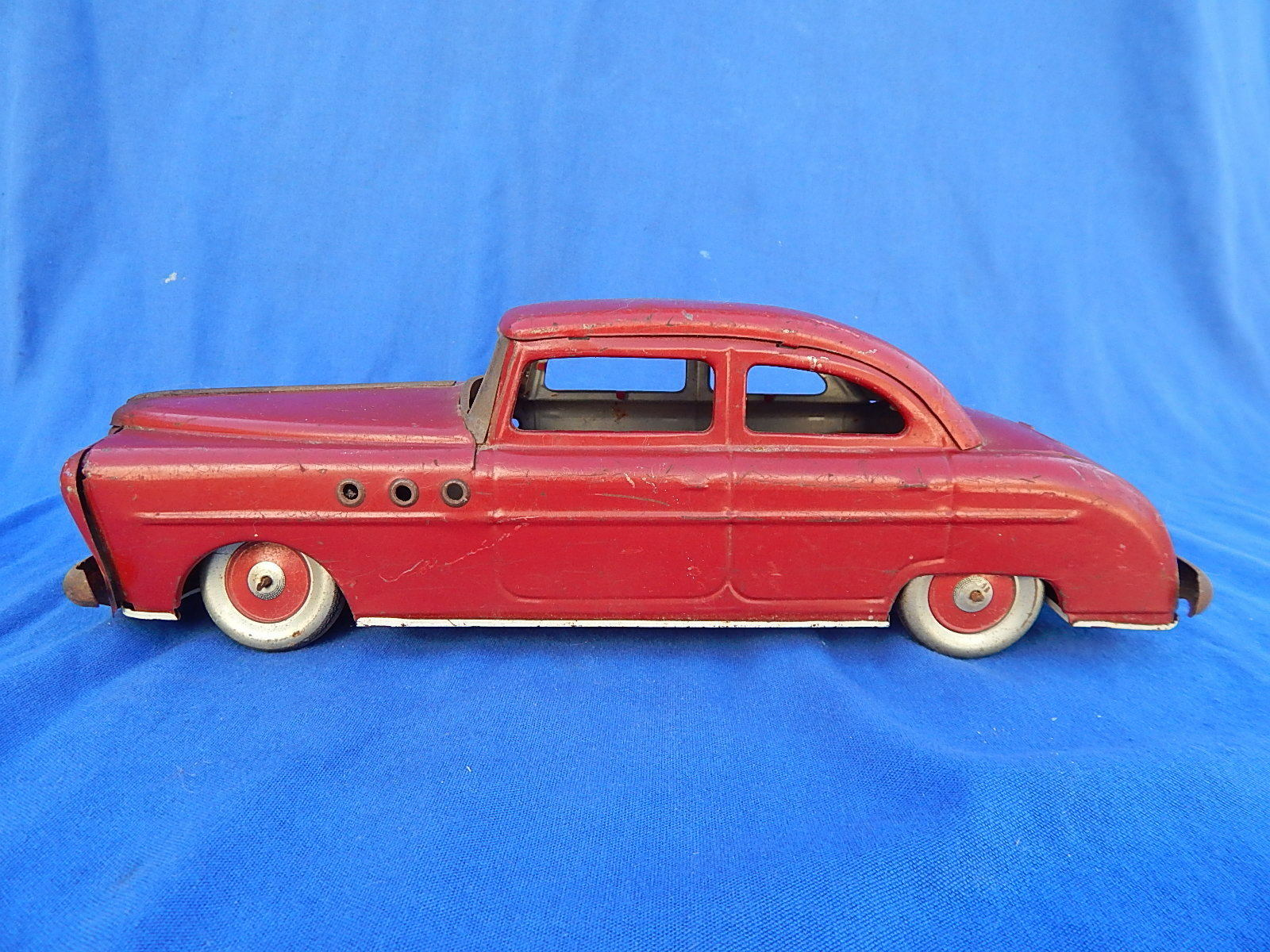 JOUET   Toy - ML MARTINAN & LARNAUDE - VOITURE - MECANIQUE   Mechanical - TOP