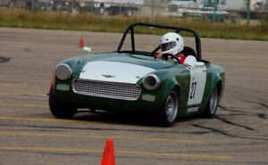 1966 Austin Healey Sprite Autocross or Track day car