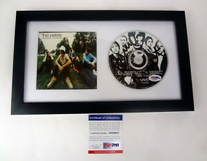 Richard-Ashcroft-The-Verve-Signed-Autograph-Urban-Hymns-Framed-CD-PSA-DNA-COA-B