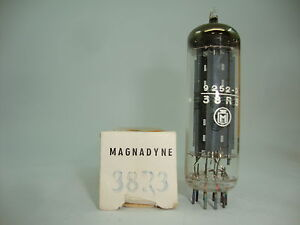 UY85-TUBE-38R3-TUBE-MAGNADYNE-BRAND-TUBE-NOS-NIB-RCB27