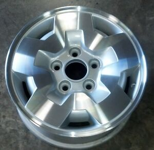 s10 blazer pickup chevrolet wheel 15x7 jimmy gmc 4x4 rim wheels s15 truck tires gold parts accessories motors