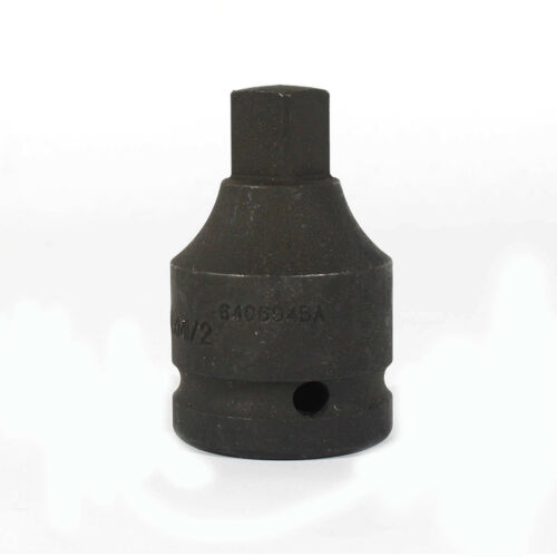"3//4/"" Driver Impact Adapter F3//4/"" x M1//2/"" No.640604BA"
