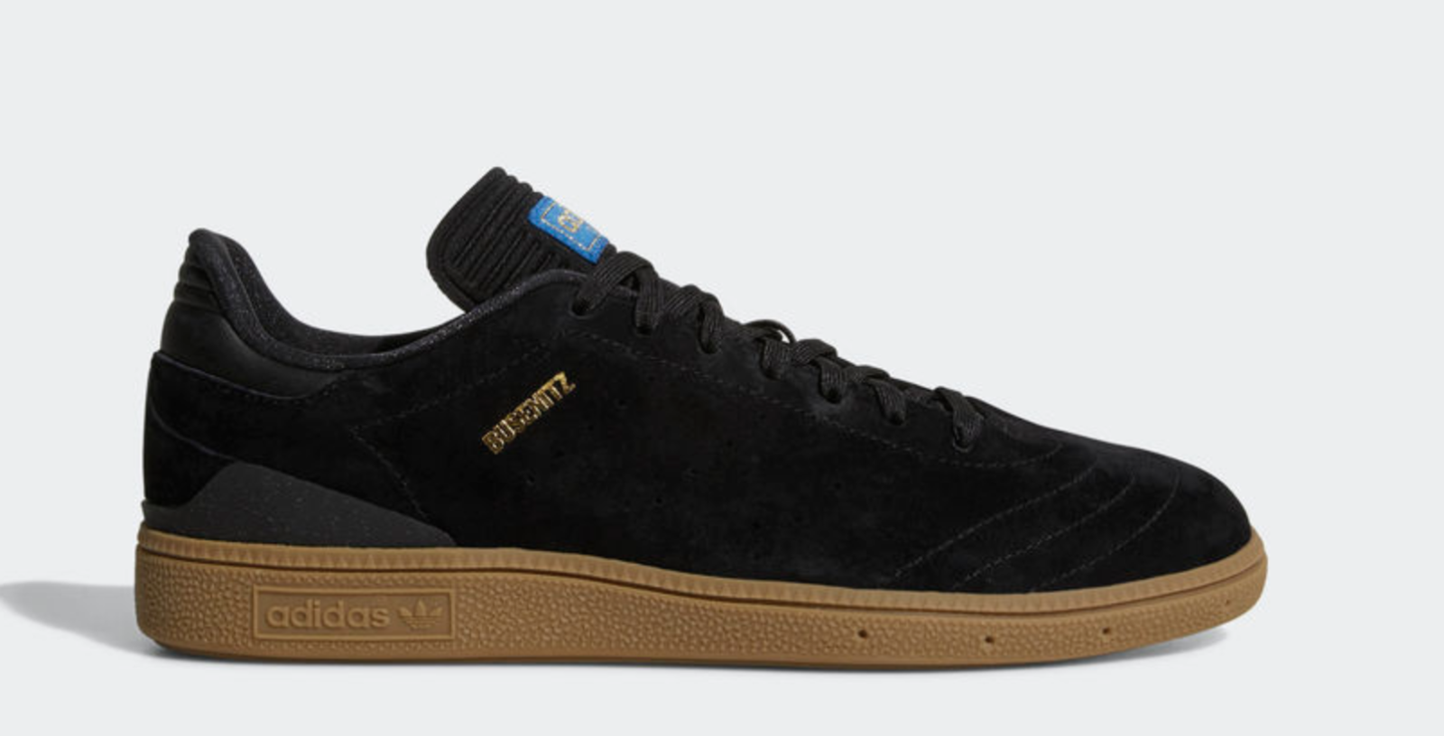 NEW adidas Originals BUSENITZ RX SHOES CQ1161 Black Gold Brown Gum Skate am1