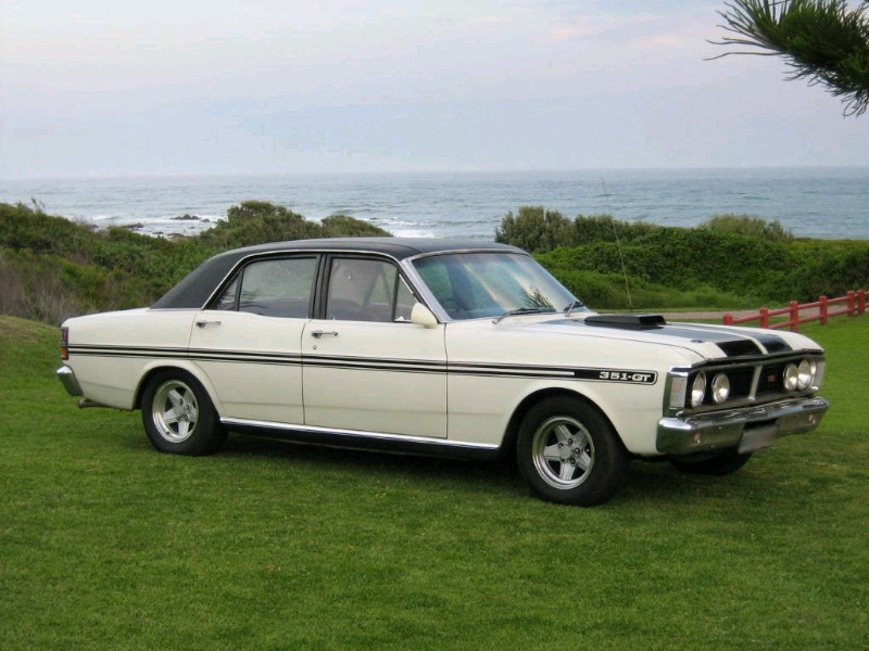 Wanted Ford Fairmont GT