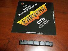 """NEW - Earvana LSR Style Nut For Fender, 1-11-16"""" - BLACK"""