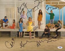Revenge Cast Signed 11x14 Photo PSA/DNA Emily VanCamp & Gabriel Mann Josh Bowman