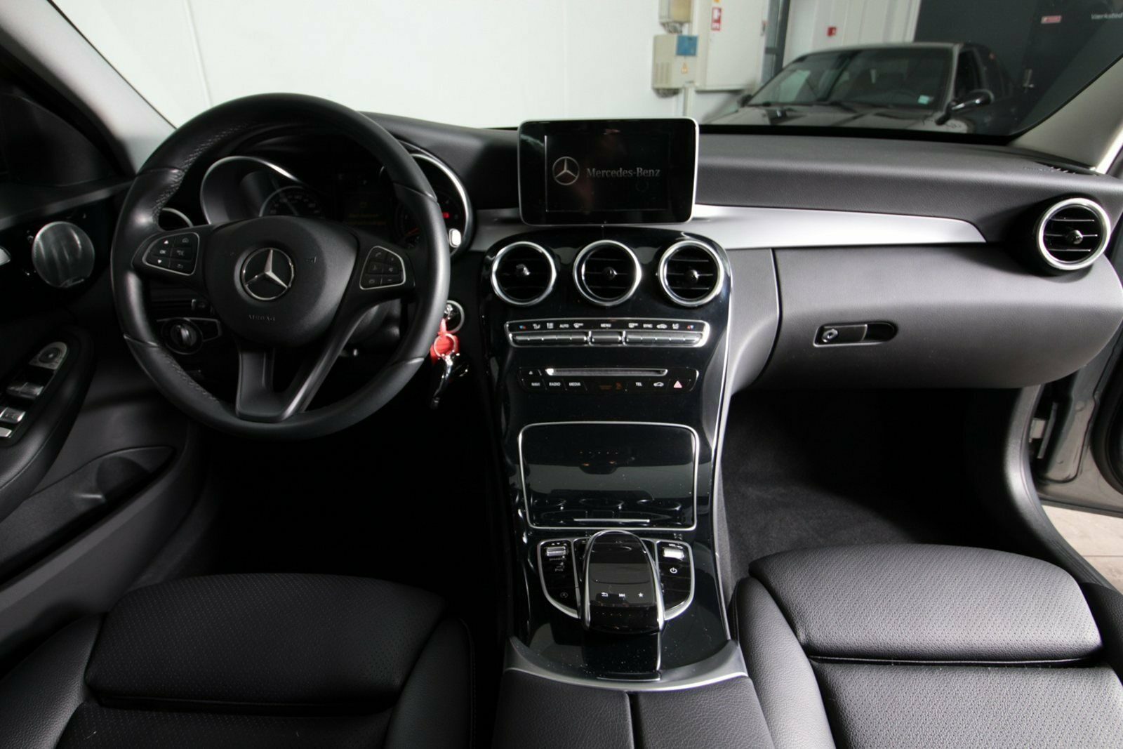 Mercedes C220 d Business aut.