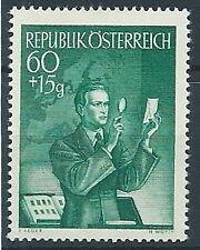 1950 AUSTRIA GIORNATA DEL FRANCOBOLLO MNH ** - A086