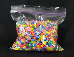 Perler Fun Fusion Beads 3900+ Multi-Color Beads 8 Ounces Per Bag
