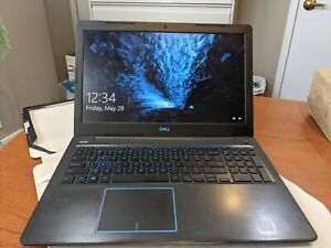 "Dell G3 Gaming Laptop 15.6"""" Full HD Intel Core I7-8750h NVIDIA 1050 ti 16gb ram"