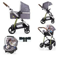 b2d0260cead9c COSATTO WOW TRAVEL SYSTEM PRAM PUSHCHAIR CAR SEAT DAWN CHORUS NEW AND BOXED