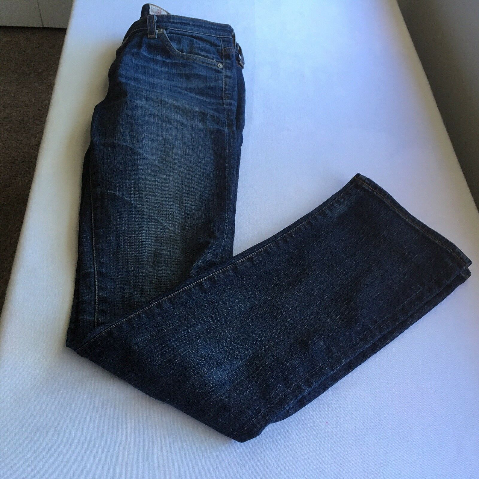 AG Adriano goldschmied The Ballad Slim Boot Cut Jeans - Size 27 R