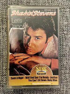 Shakin 'Stevens-Shakin' Stevens Let's Dance (Tape, 1978, CAROSELLO)