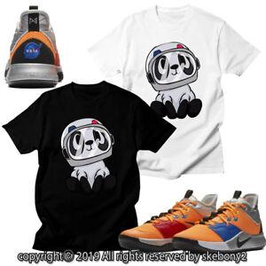 CUSTOM T SHIRT matching STYLE OF PG 3 NASA Nike PG 1-4-2  114305f1eb99