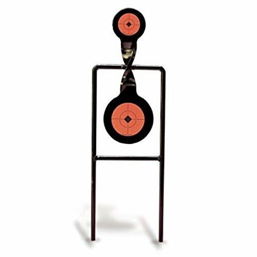 Double Magnum .44 Action Spinner Target Ideal for Shooting