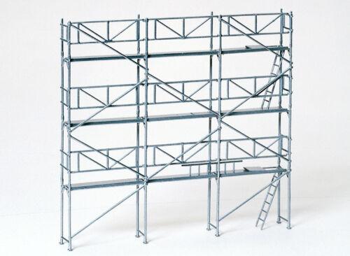 Roll-// Fassadengerüst Preiser 17180 Spur H0 Bausatz #NEU in OVP##