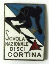 Spilla Scuola Nazionale Di Sci Cortina