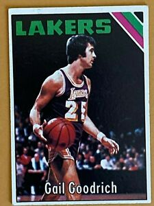 Topps-1975-76-110-Gail-Goodrich-Los-Angeles-Lakers