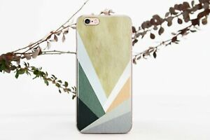 Geometric-iPhone-7-8-Plus-Silicone-Cover-Wooden-iPhone-6-6s-Case-iPhone-X-XS-XR