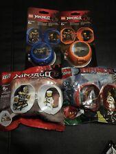 NEW LEGO Ninjago Jay/'s Kendo Training Pod Sets #853758 #853759 Rare Retired