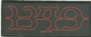 1349-logo-2010-WOVEN-SEW-ON-PATCH-official-merchandise-no-longer-made