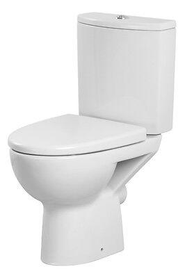 DOMINO KERAMIK STAND-WC-TOILETTE #81425 TIEFSPÜLER BODENSTEHEND