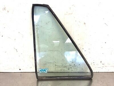 03-07 Accord 4Dr Sedan Left Rear Quarter Door Vent Glass Triangle Window OEM