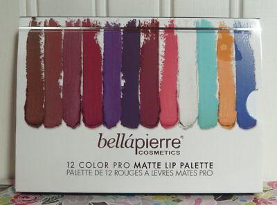 12 Color Pro Lip Palette by Bellapierre #10