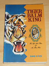 TIGER BALM KING - RARE SIGNED (SAM KING AW BOON HAW CHINA SINGAPORE HONG KONG)