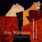 "J""rg Widmann: String Quartets (CD, Oct-2008, MDG)"