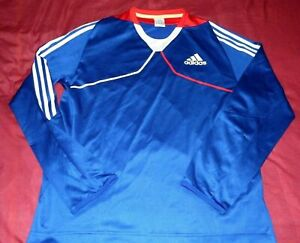 Sweat(No Maillot)Adidas Officiel Equipe De France Olympique Taille L Neuf